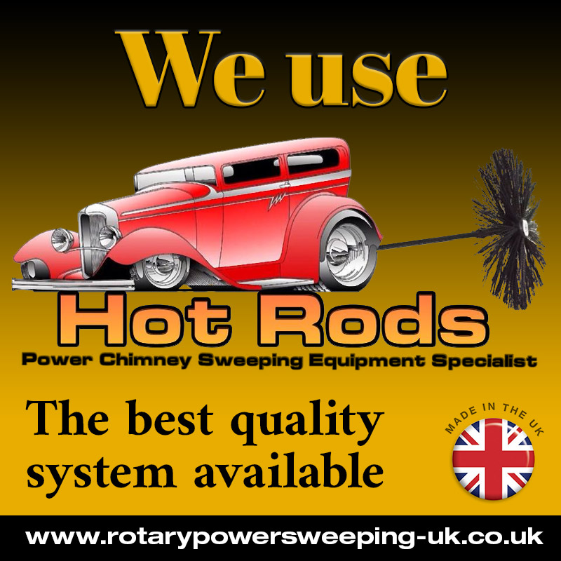 Rotary Power Chimney sweeping